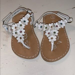 Baby girl size 3 Koala Kids sandals
